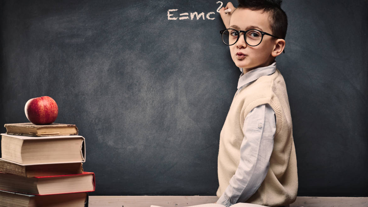 Gifted Children and Vision Disorders