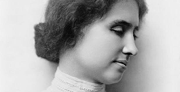 Helen Keller Had Good Vision; Ask Me How!