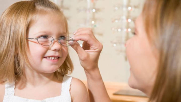 Eye Exam Frequency for School Age Children
