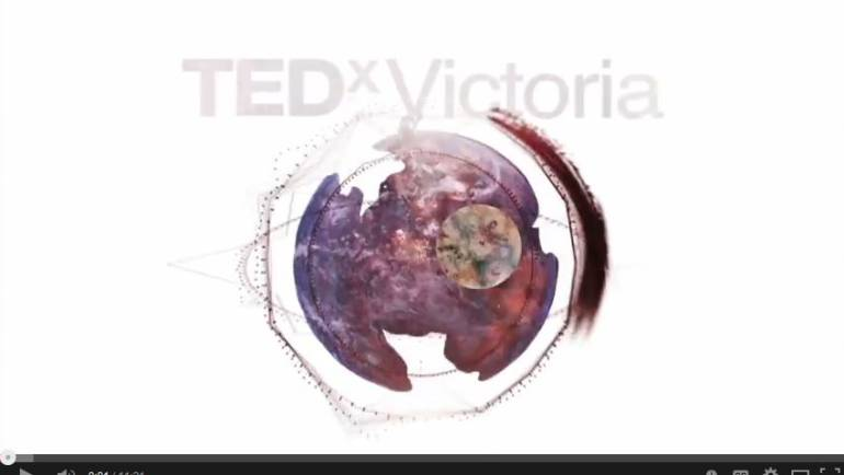Overlooking Our Vision | Cameron McCrodan | TEDxVictoria