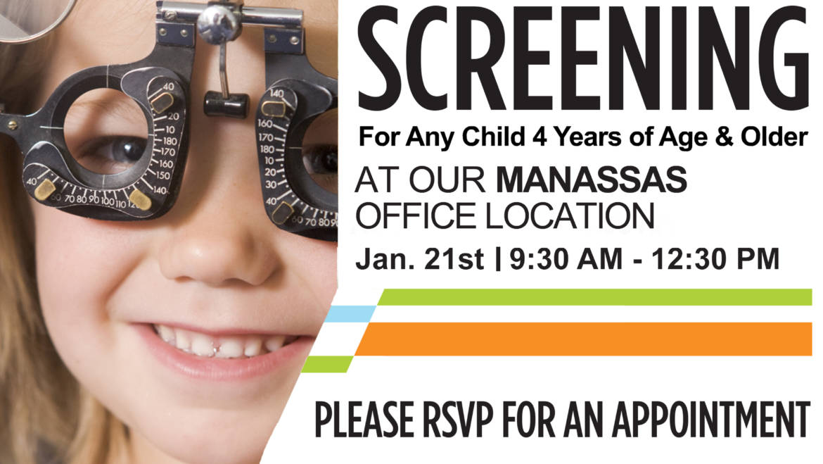 Monday, Jan 21st 2019 – Manassas Office Screening
