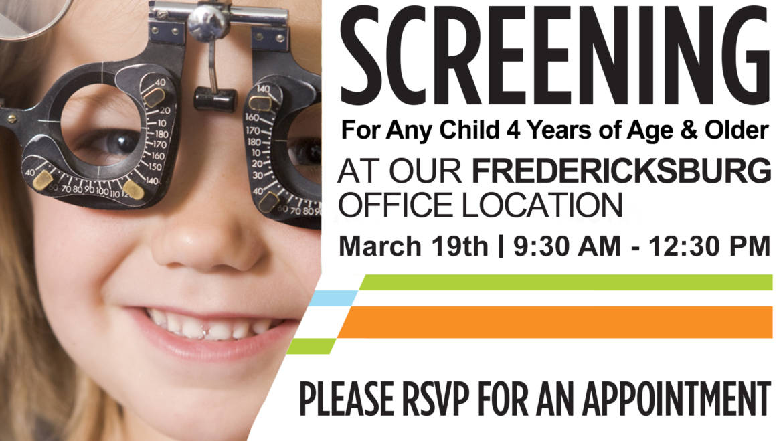 Tuesday, Mar 19th 2019 – Fredericksburg Office Scree