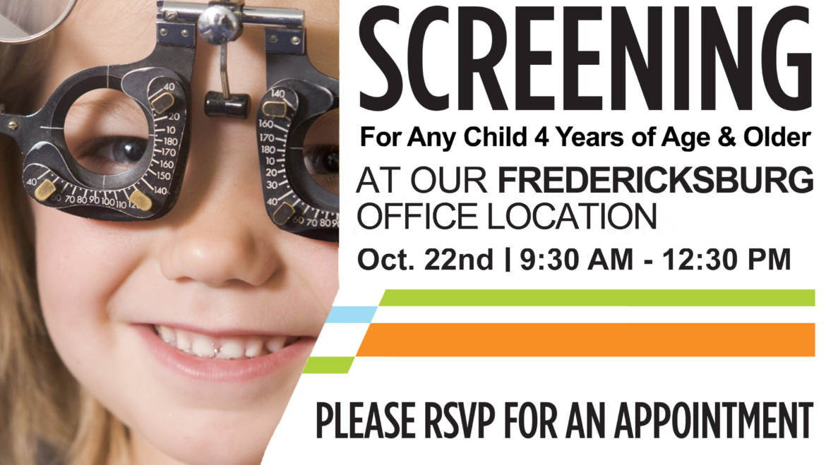 Tuesday, Oct 22nd 2019 – Fredericksburg Office Screening