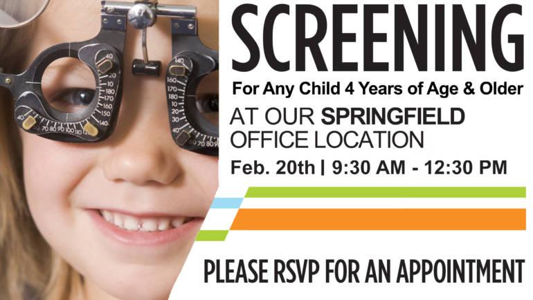 Wednesday, Feb 20th 2019 – Springfield Office Screening