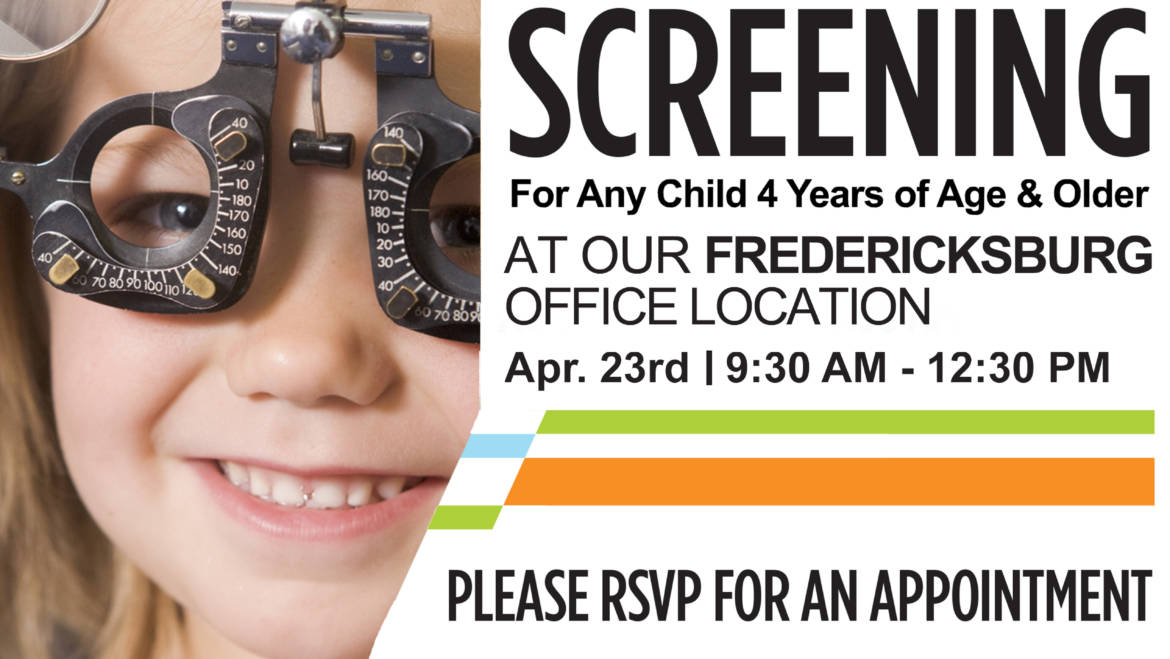 Tuesday, Apr. 23rd 2019 – Fredericksburg Office Screening